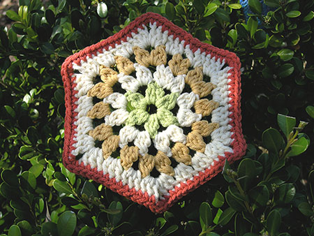 The Retro Granny Square'