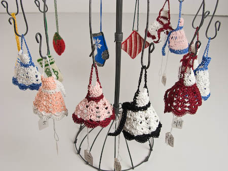 Needlepoint Ornaments