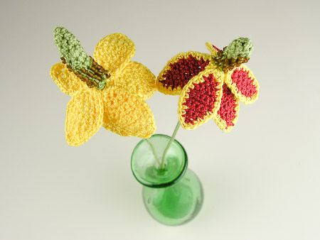 Crochet Wildflowers