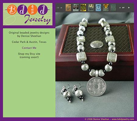 Denise's BdidJewelry.com - Beaded Jewelry