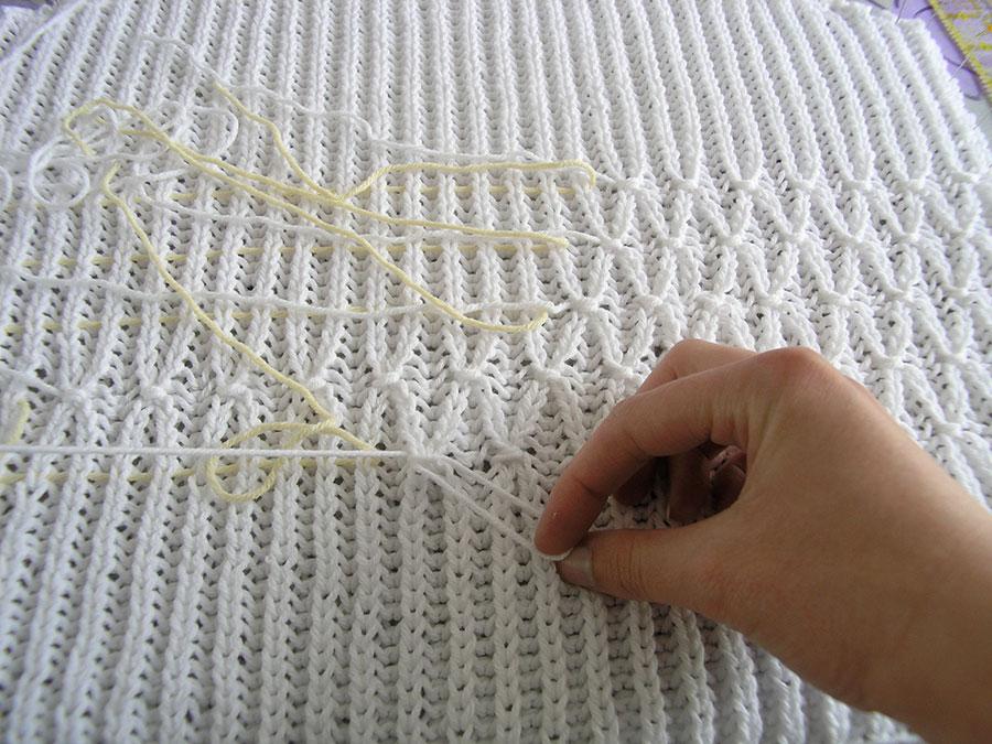 Быстрое вязание